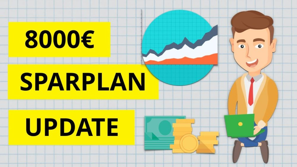 8000€ Sparlan Update