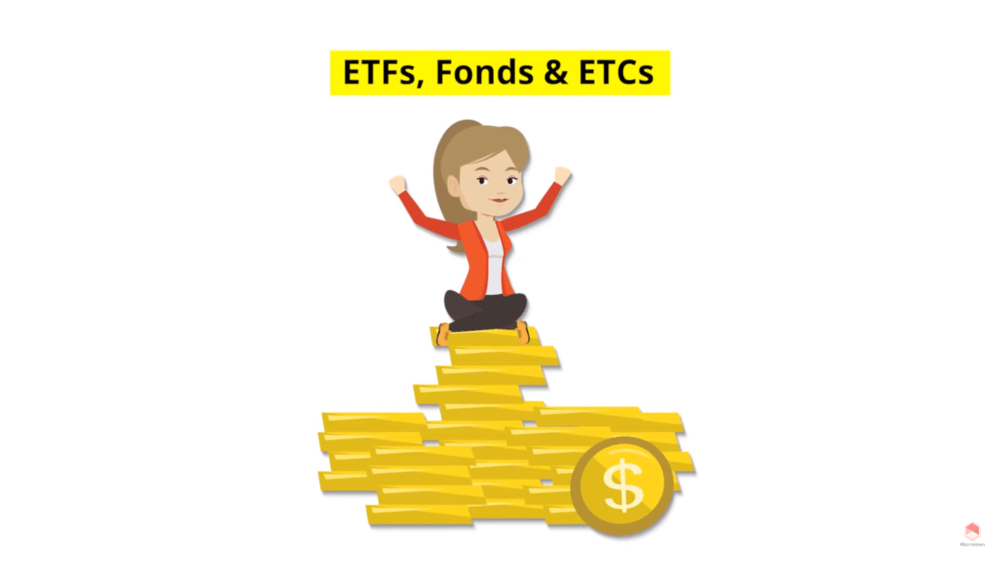 Gold ETFs Fonds etc