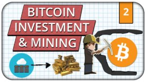 In Bitcoin investieren - Bitcoin Investment & Mining