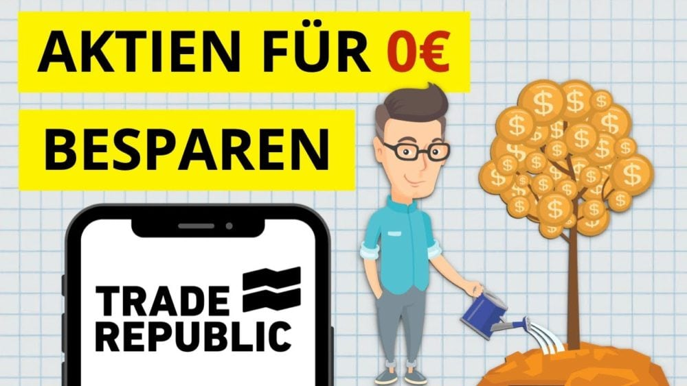 Trade Republic Aktien Sparplan